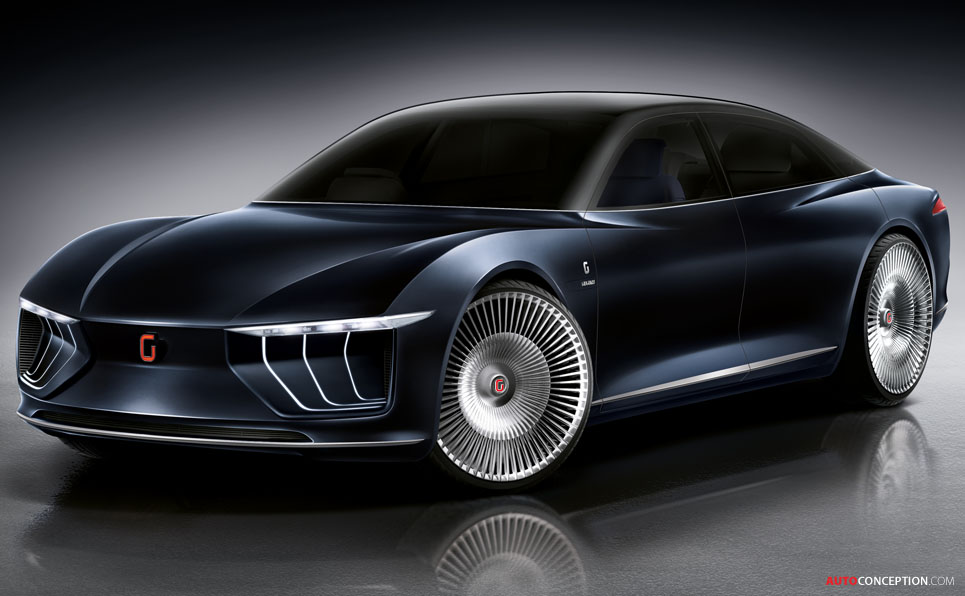Giugiaro GEA Concept Points to Future Autonomous Audi