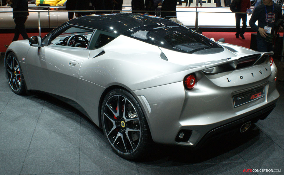 New Evora 400 Becomes Fastest Production Lotus Ever