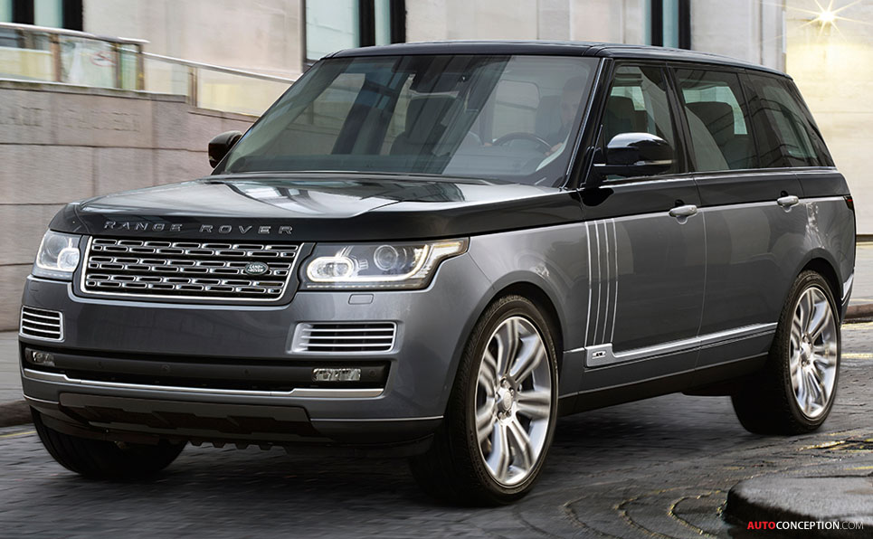 New Ultra-Luxury Range Rover SVAutobiography Revealed