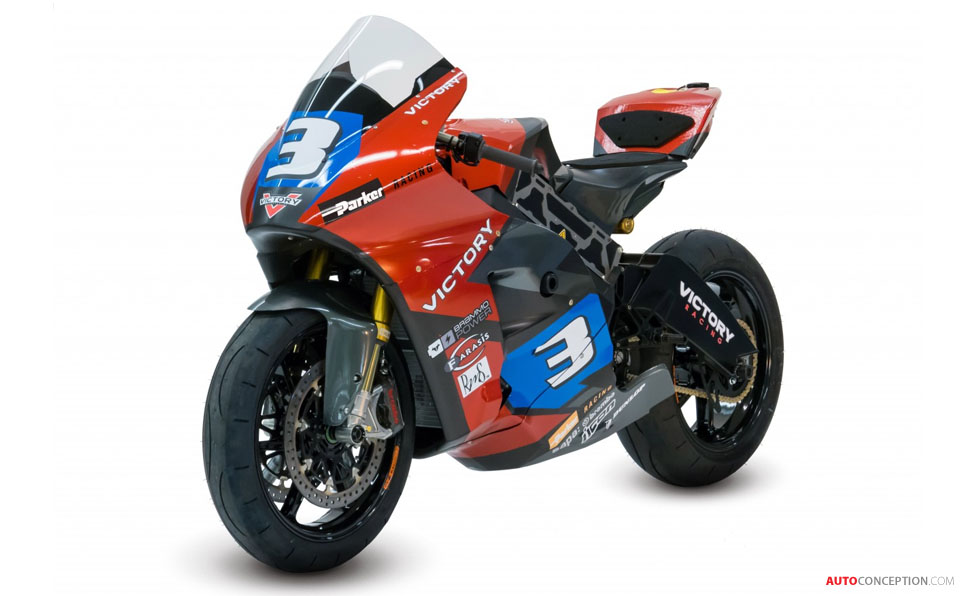 Victory to race prototype electric motorcycle at the isle for Victory motors royal oak
