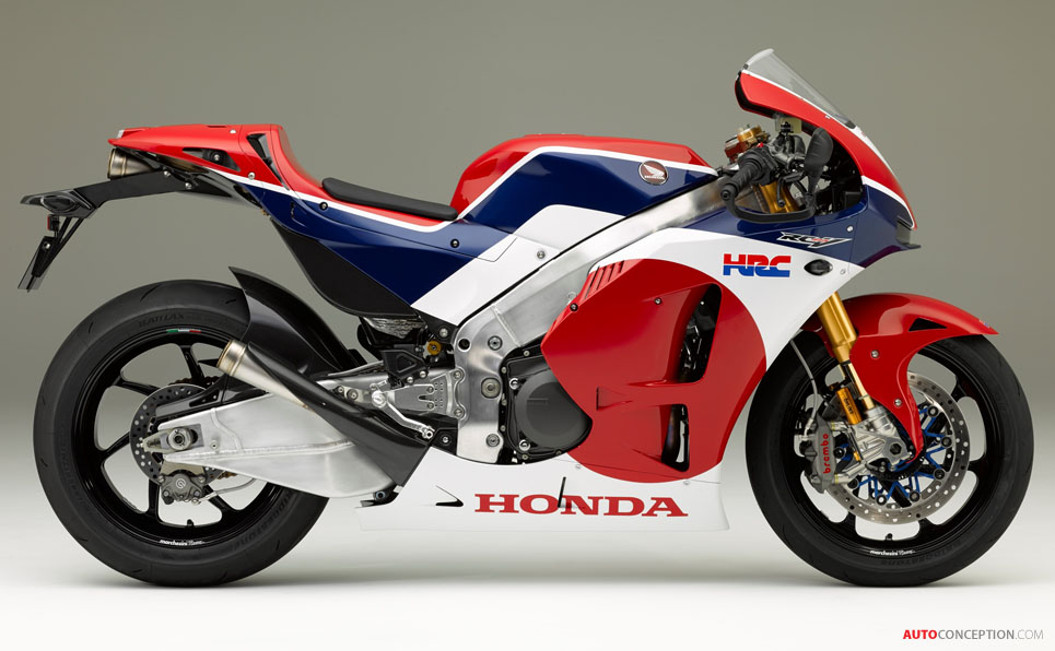 Honda RC213V-S Street-Legal MotoGP Racer Unveiled