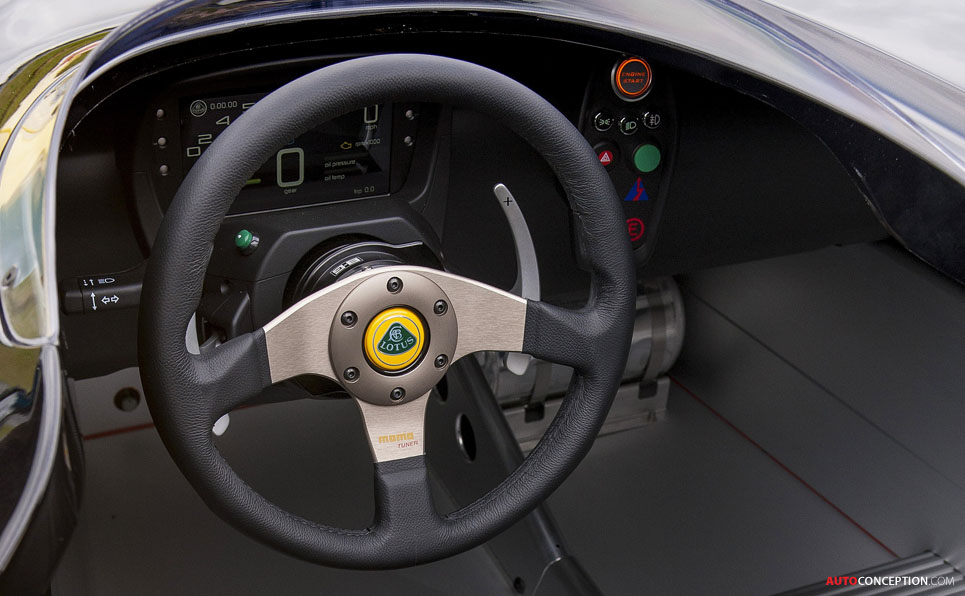 Lotus Reveals All-New 3-Eleven at Goodwood