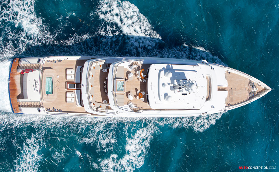Grace E 'Motor Yacht of the Year' – Picture Special