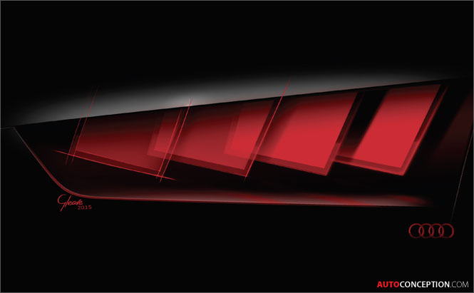 Audi Previews Next-Generation Lighting Design