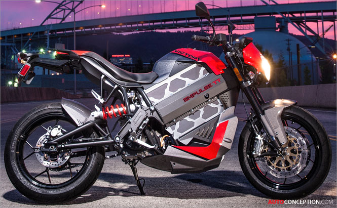 Victory Reveals Road-Legal Electric Bike – the 'Empulse TT'