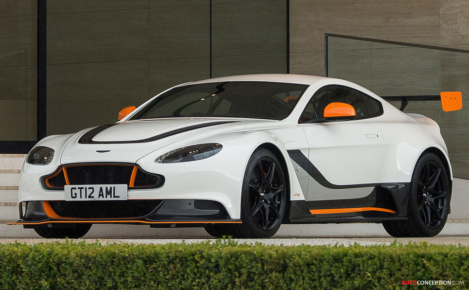 Aston Martin Begins Delivery of Limited Edition Vantage GT12