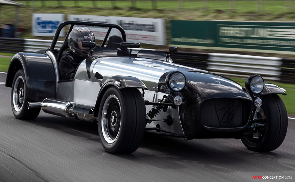 Caterham Introduces Limited Edition Superlight Twenty