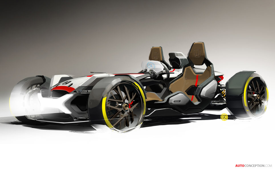 Fastest Car In The World 2015 >> Honda Project 2&4 Concept Hints at Future Ariel Atom Rival