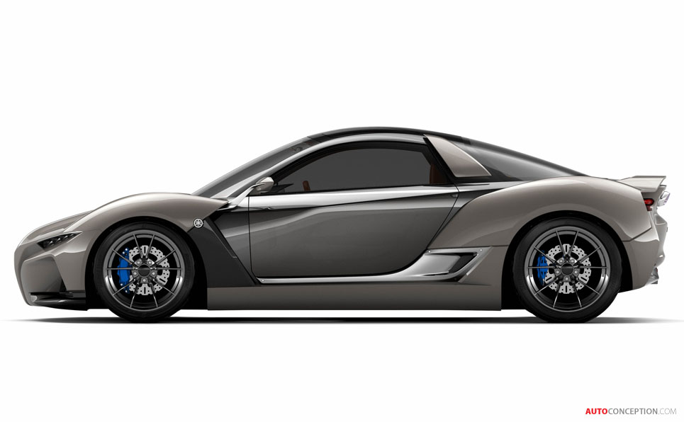 Gordon Murray and Yamaha Team Up to Design New Sports Car