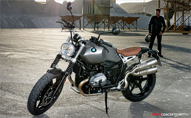 BMW Goes Retro with New R nineT Scrambler