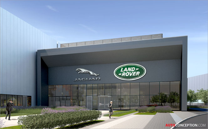 Jaguar Land Rover to Double the Size of its Engine Plant