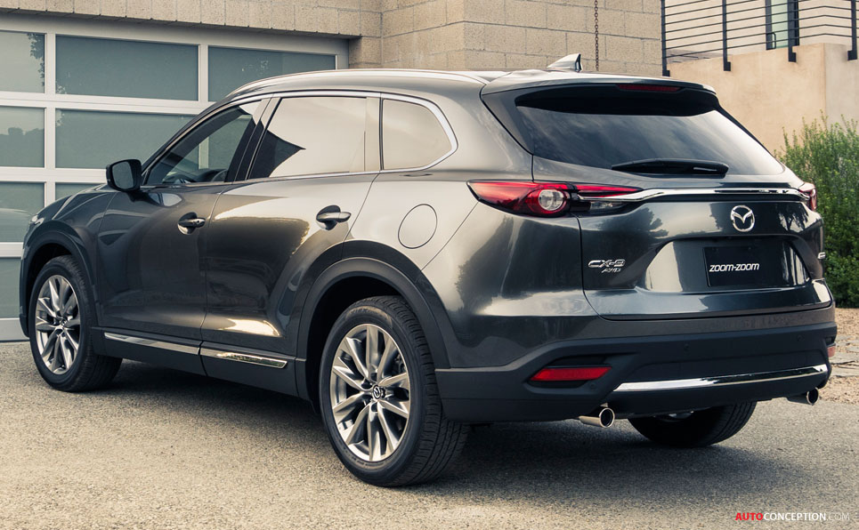 New Cx 9 Crossover Previews Next Generation Mazda Design