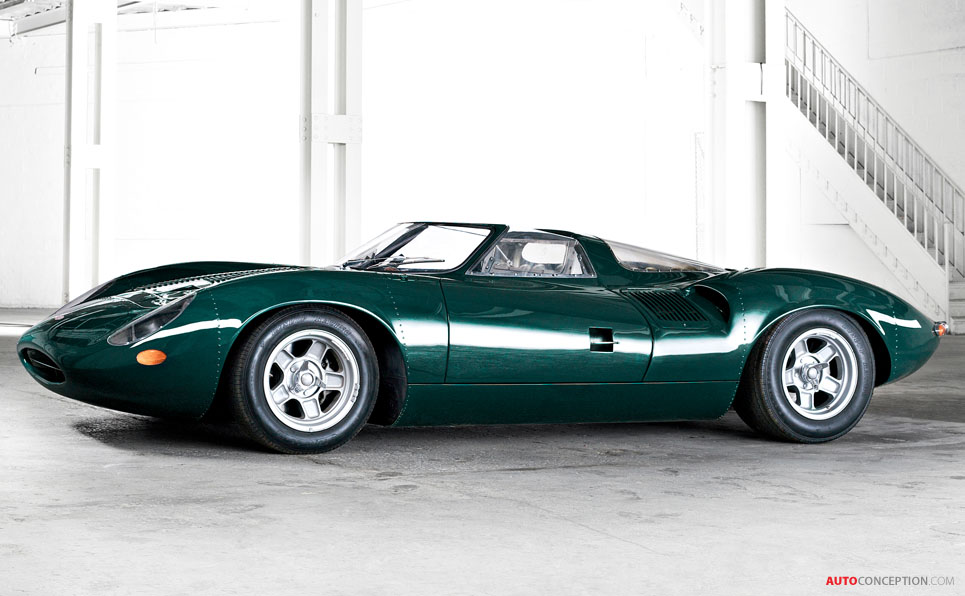Jaguar Concept Cars From The 60s And 90s Brought Back To
