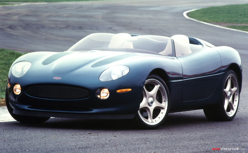... Jaguar Concept Cars From The U002760s And U002790s Brought Back To Life