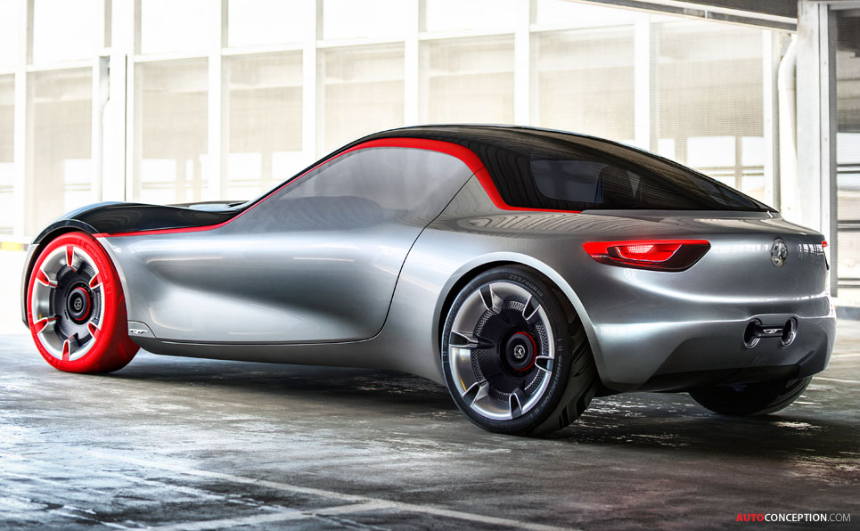 Vauxhall Unveils 2016 GT Concept as 'Template' for Future Sports Car Design