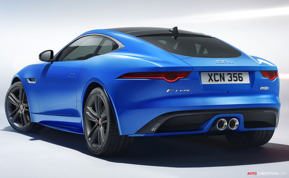 Fastest Bike In The World >> Jaguar Unveils F-TYPE 'British Design' Edition ...