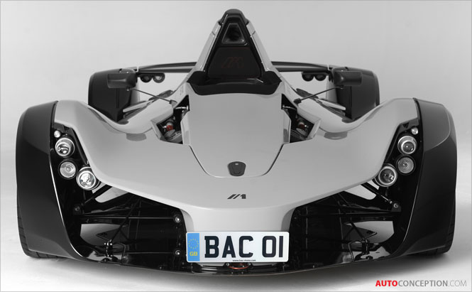 BAC Mono to Get New Chassis Design