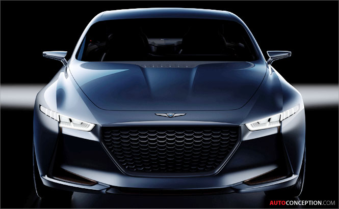 Awesome Genesis New York Concept Hints At Brands Future Design
