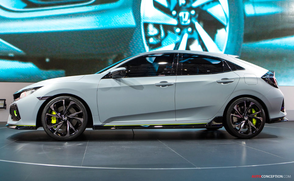 10th Generation Honda Civic Design to Be 'Sportiest Ever'