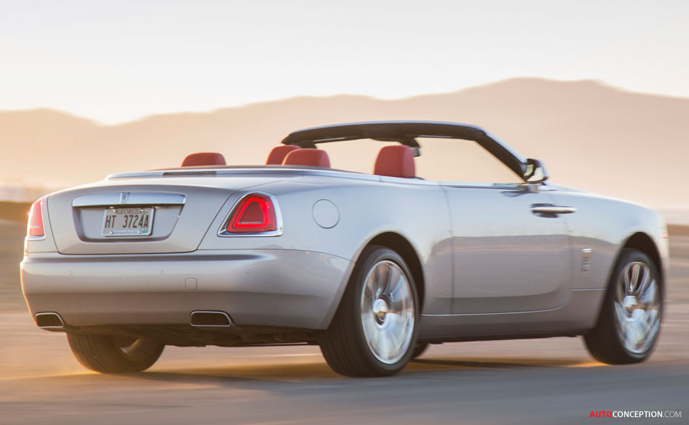 Rolls-Royce Dawn Wins 'Best of Best' Design Award