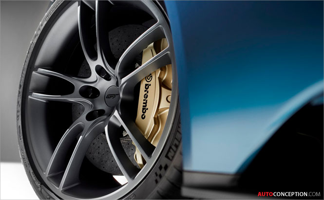 Ford GT to Get Carbon-Fibre Wheels