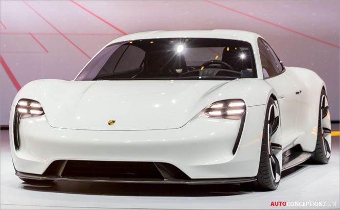 Porsche Gets New R&D Boss