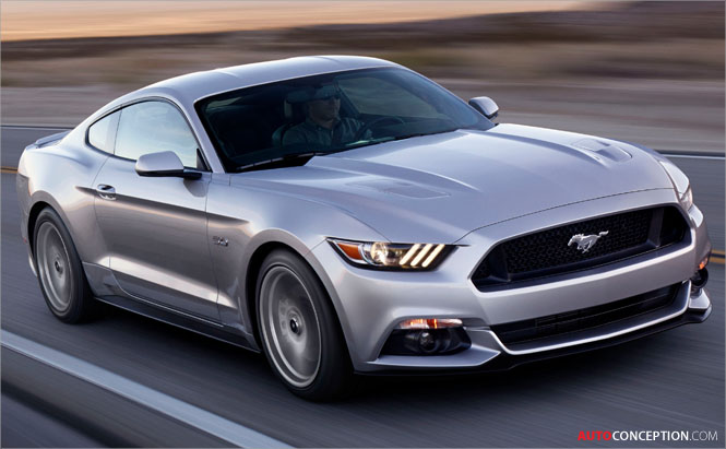 Ford Mustang Becomes Best-Selling Sports Coupe Globally