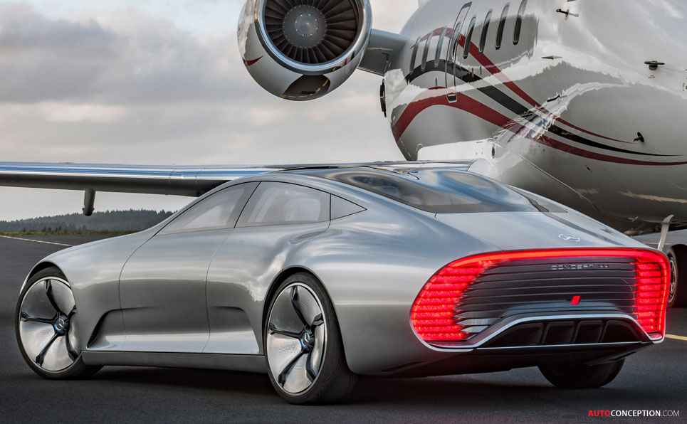 Mercedes f 015 luxury in motion and concept iaa win red for Win a mercedes benz