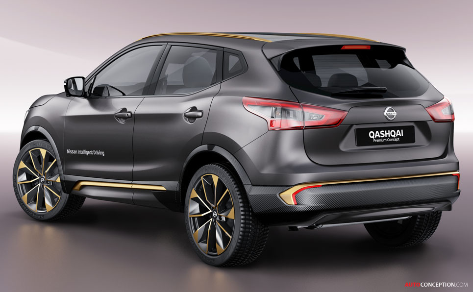 Nissan Qashqai With Autonomous Technology To Be Built In