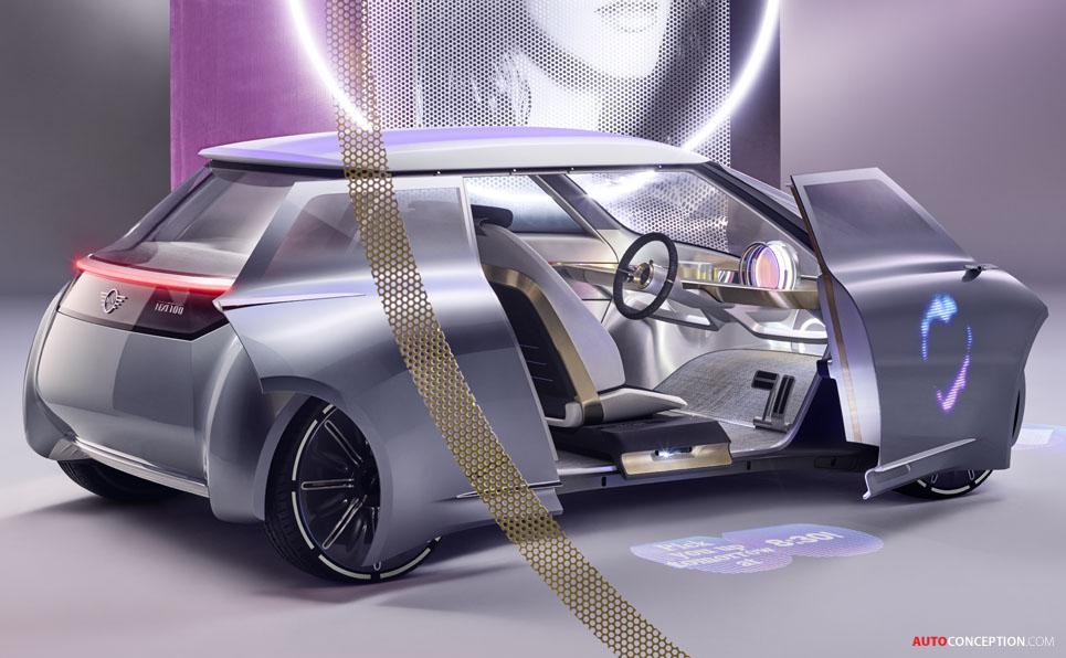 Mini Vision Next 100 Concept Revealed