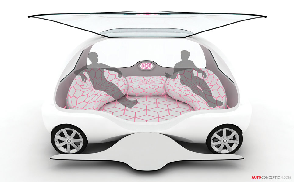 'Wearable' Car Wins Renault Design Competition