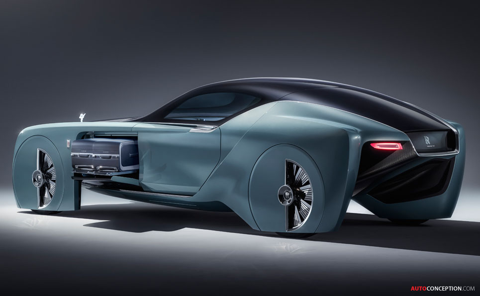 Rolls-Royce Vision Next 100 Unveiled - AutoConception.com