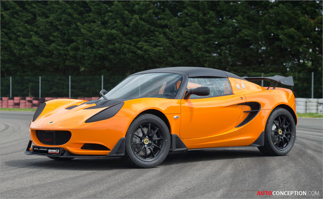 New Lotus Elise Race 250 Becomes Fastest Racing Elise Ever