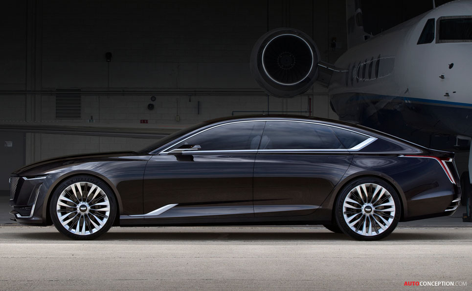 Cadillac Unveils Escala Concept, Previewing Future Design ...