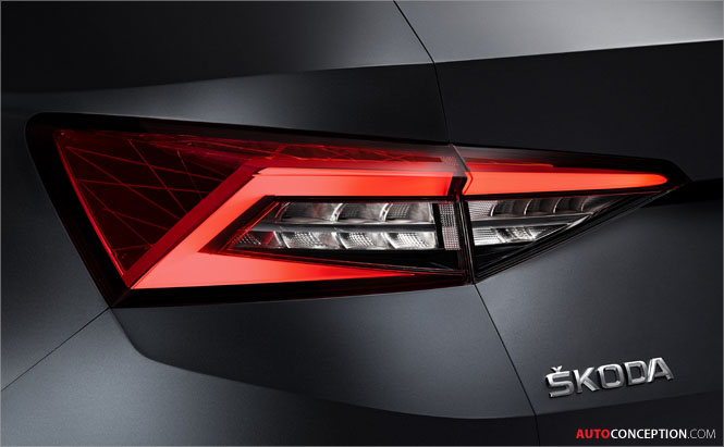 First Images of SKODA Kodiaq Revealed