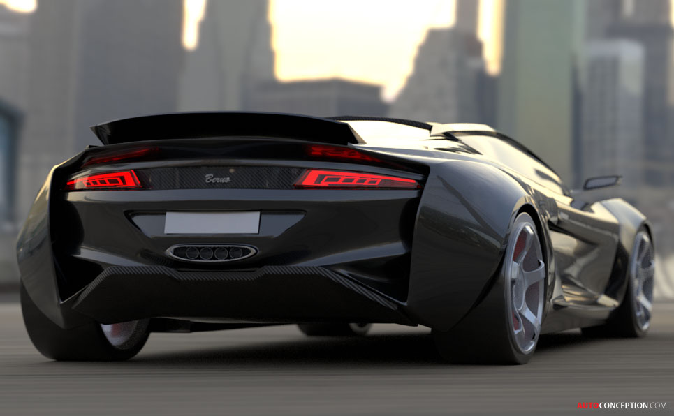 Keating Berus New British Supercar To Be Unveiled In 2017