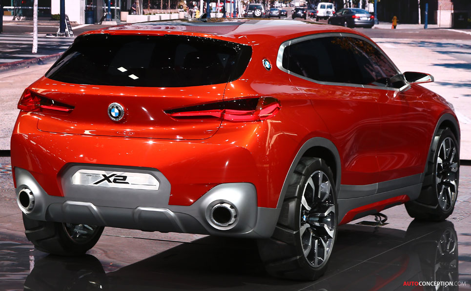 The Bmw Concept X2 Previews The Bold Look Of A Future ...
