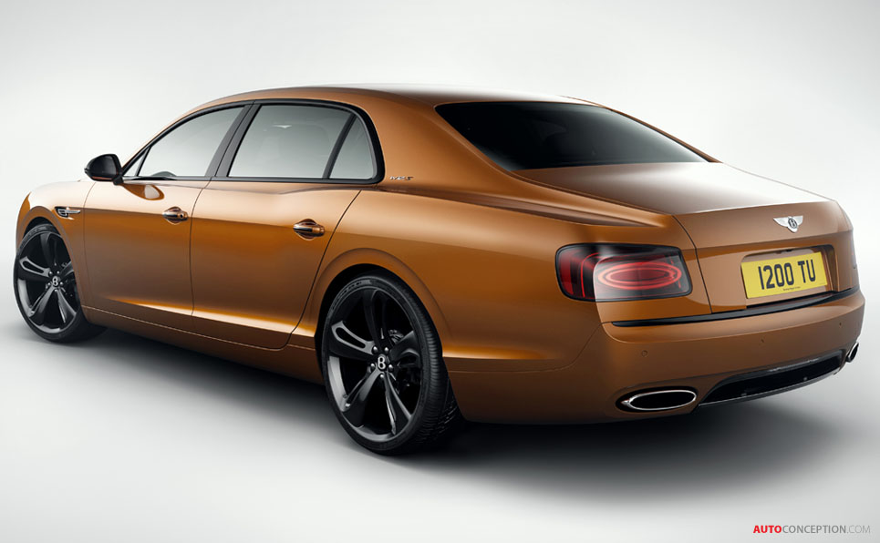 New Flying Spur W12 S Becomes Fastest Four-Door Bentley Ever