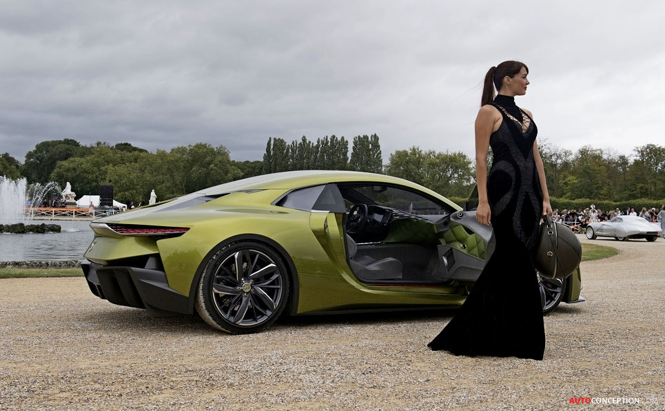 Ds E Tense Concept Wins First Place In Car Design Standoff