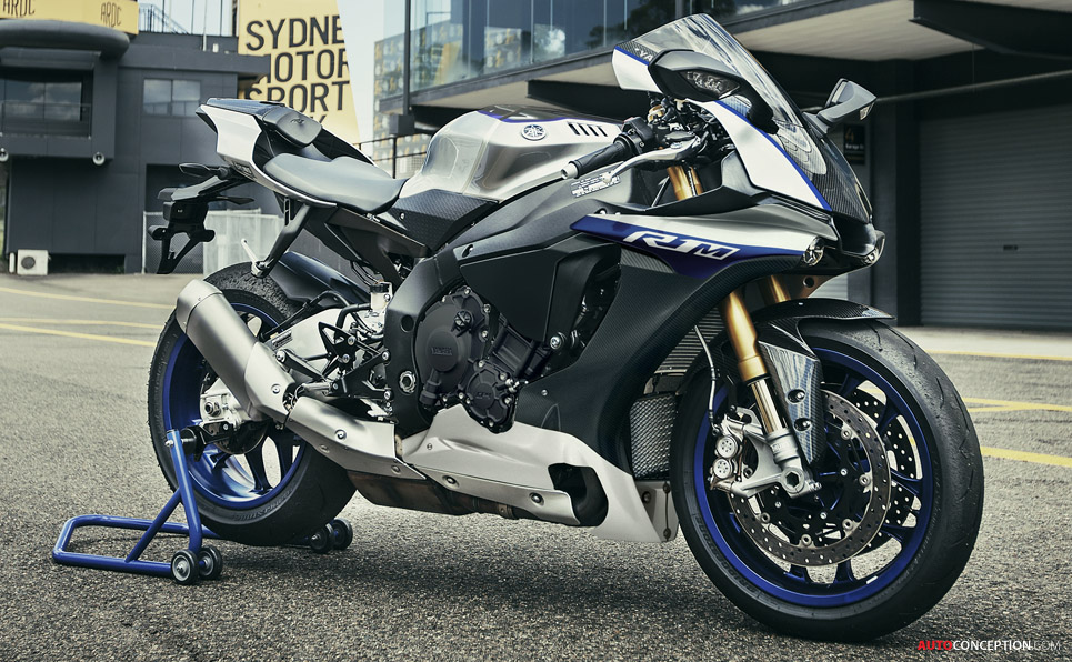 2017 Yamaha Yzf R1 Wins Design Award Autoconception Com