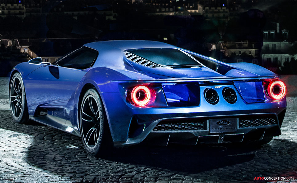 New Ford GT Becomes Fastest Production Ford Ever ...