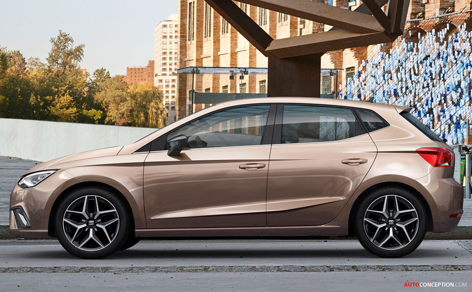SEAT Unveils All-New 2017 Ibiza