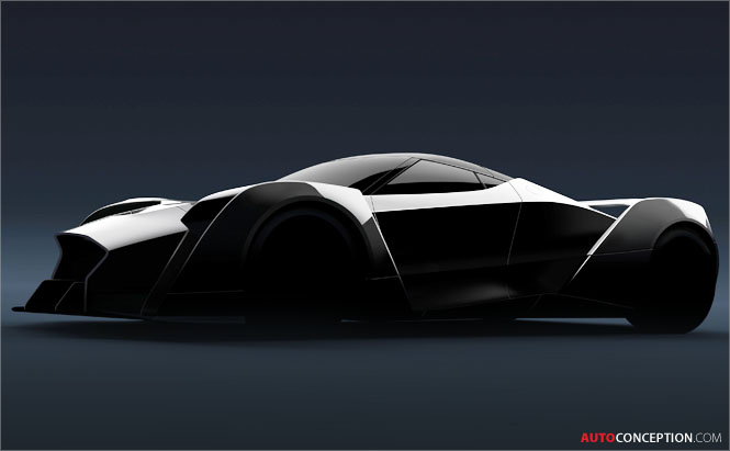 Dendrobium Electric Hypercar Teased Ahead of Geneva Debut