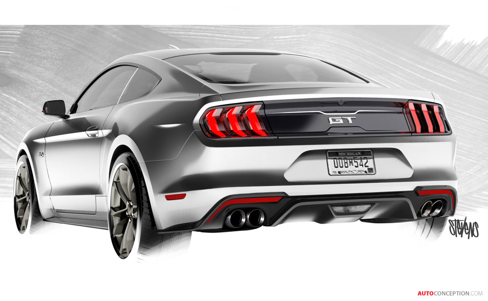 New 2018 Ford Mustang Revealed