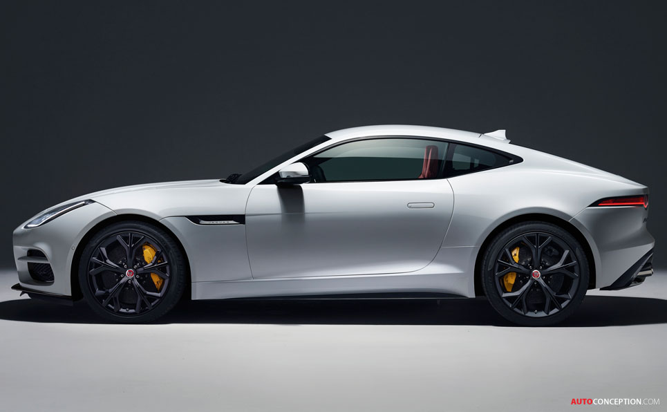 jaguar reveals new limited edition f type 400 sport. Black Bedroom Furniture Sets. Home Design Ideas