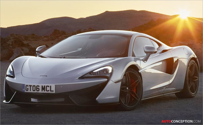 McLaren Doubles Car Sales in 2016