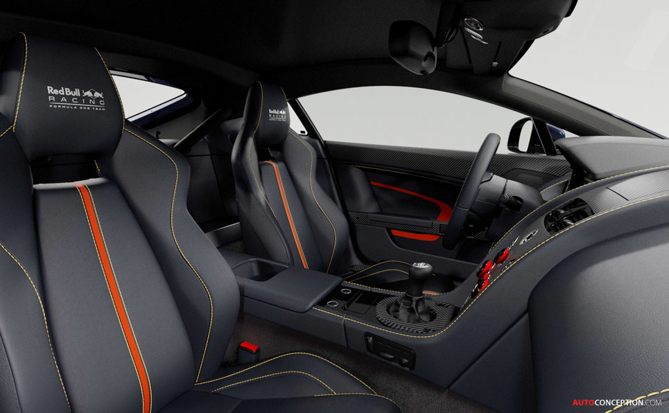 Aston Martin Vantage Red Bull Racing Editions Unveiled