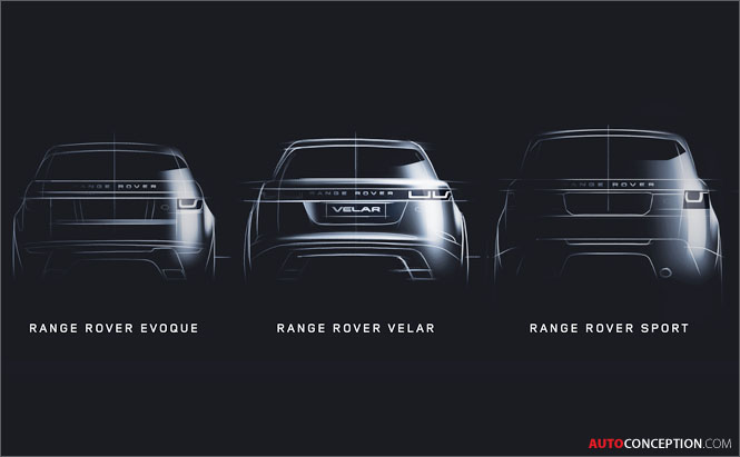 Range Rover to Launch All-New 'Velar' SUV