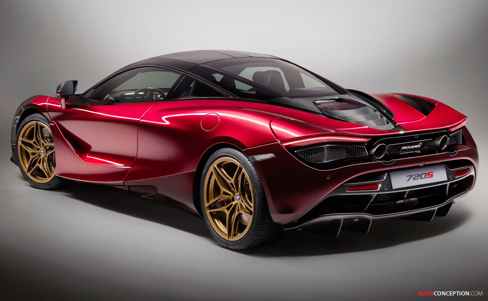 McLaren 720S Velocity by MSO Unveiled