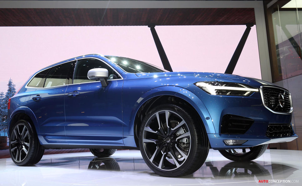 New Volvo XC60 Designed to Target 'Premium' Rivals